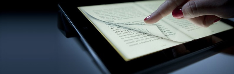 E-Kitap Uygulamaları